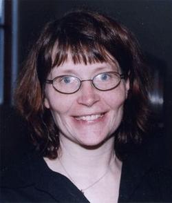 Musikkonsulent Anna-Lena Lund