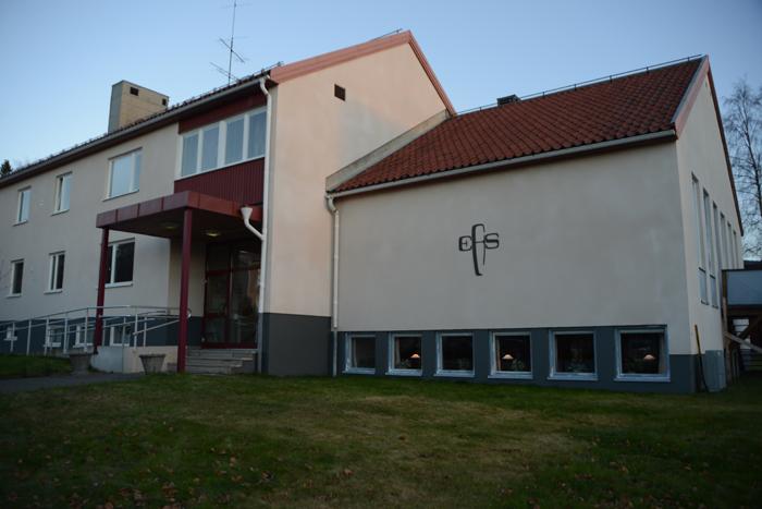 EFS Ursvikens bönhus